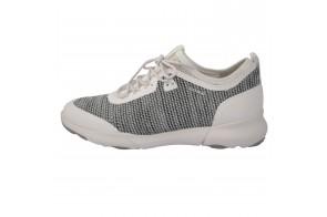 Adidasi dama, marca Geox, cod D82BHA-96-06, culoare Gri/alb
