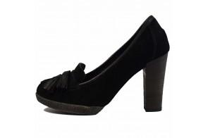 Pantofi dama, marca Johnny, cod 7503-11, culoare Orange