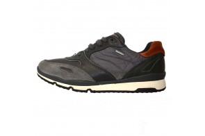 Adidasi barbati, marca Geox, cod U34L3R-1, culoare Negru