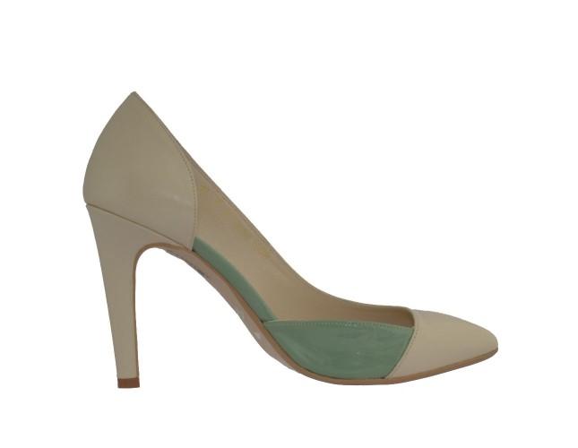 site autorizat oferta specifica la câteva zile distanță pantofi dama din piele naturala, marca guban cod 5112-03-06-07 culoare